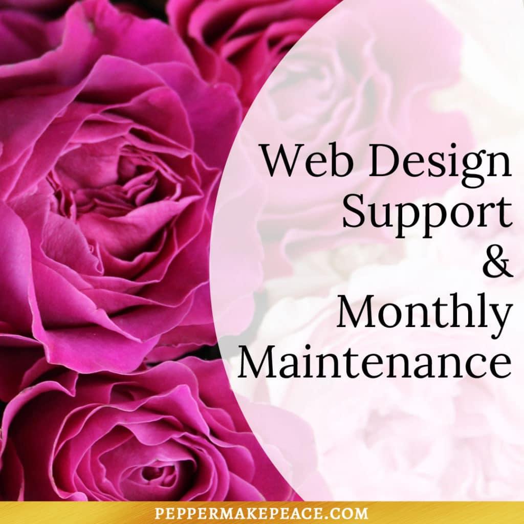 web-design-support