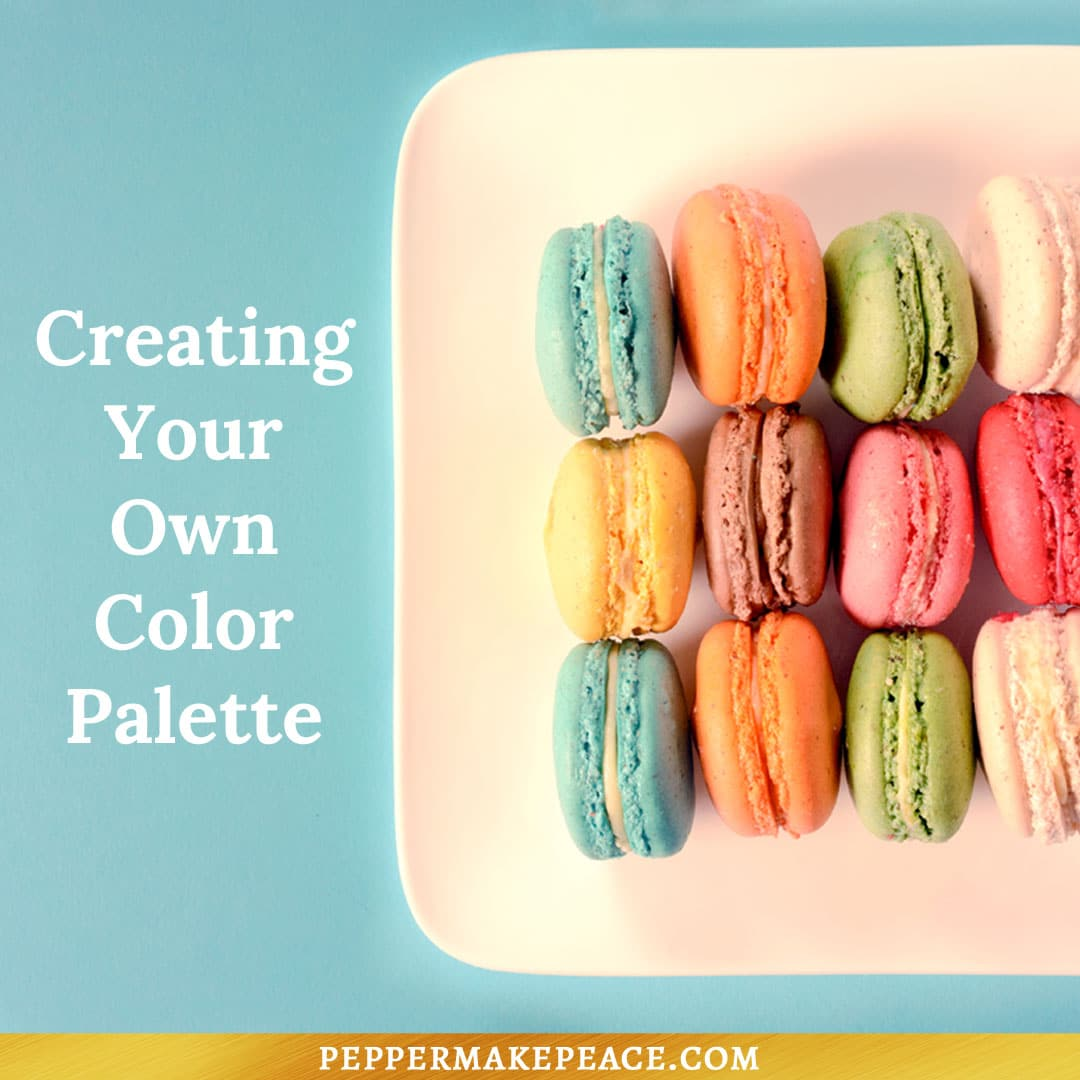 Website Design Tools – Creating Your Own Color Palette