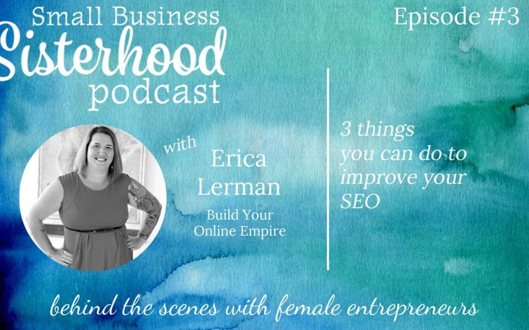 #3 Erica Lerman – Online Empire Building